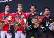 Profil Tim Bulu Tangkis Indonesia di Olimpiade Tokyo 2020