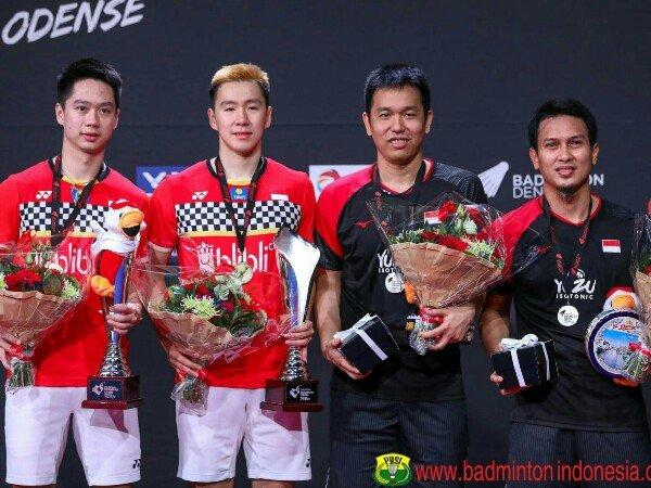 Berikut Daftar Tim Bulu Tangkis Indonesia di Olimpiade Tokyo 2020