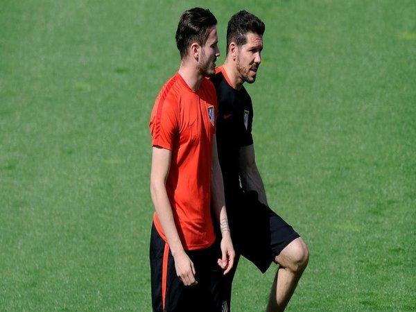 Diego Simeone membantah dengan tegas pemberitaan di sejumlah media yang menyebut jika dirinya sudah tak memerlukan jasa Saul Niguez di Atletico Madrid / via beIN Sports