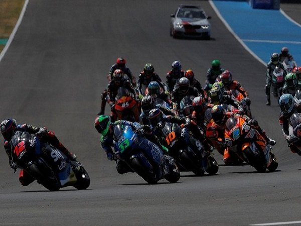 Dorna Sports umumkan pembatalan MotoGP Thailand.