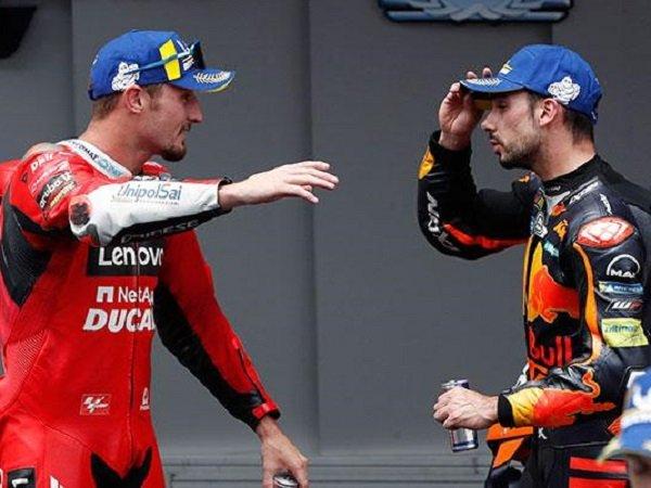 Ducati, Jack Miller, Miguel Oliveira