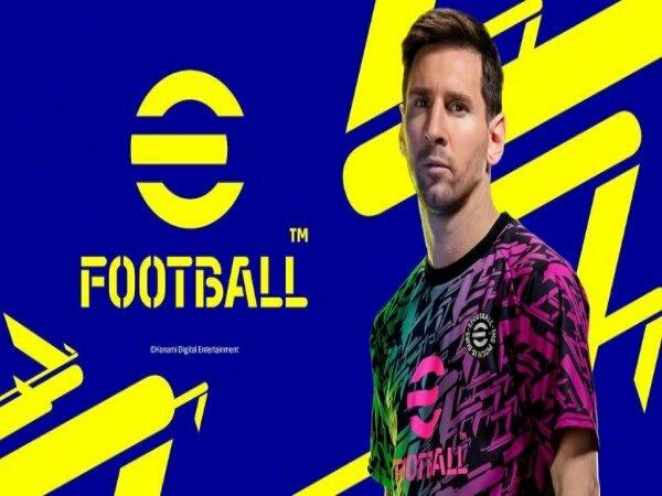 Konami Resmi Ubah Nama Pro Evolution Soccer Menjadi eFootball