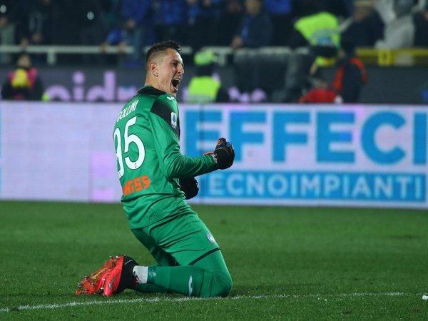 Atalanta menetapkan syarat menggelar laga persahabatan dalam klausul pelepasan Pierluigi Gollini ke Tottenham Hotspur / via EPA