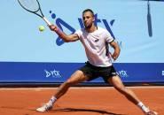 Laslo Djere Dan Federico Delbonis Bertahan Di Swiss Open