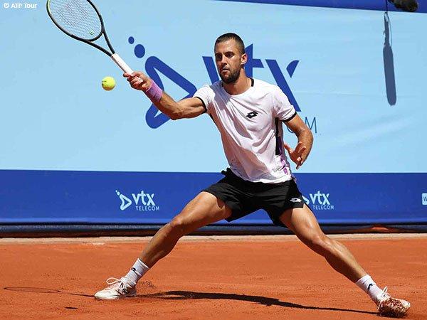 Laslo Djere meluncur ke babak kedua Swiss Open 2021