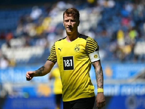 Marco Reus Ingin Menangkan Trofi Bersama Borussia Dortmund