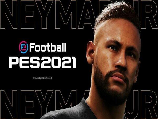 Neymar Jr Resmi Jadi Ambassador untuk Semua Game Sepakbola Konami
