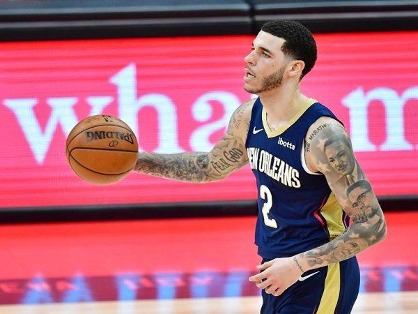 Lonzo Ball semakin diyakini bakal tinggalkan New Orleans Pelicans.