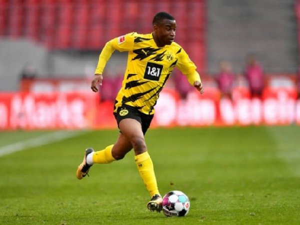 Yousoufa Moukoko kembali latihan bersama Borussia Dortmund