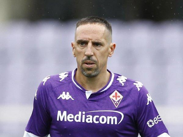 Agen Klaim Franck Ribery Masih Ingin Main di Serie A