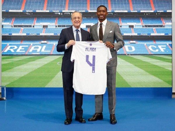 Pemain belakang Real Madrid, David Alaba. (Images: Getty)