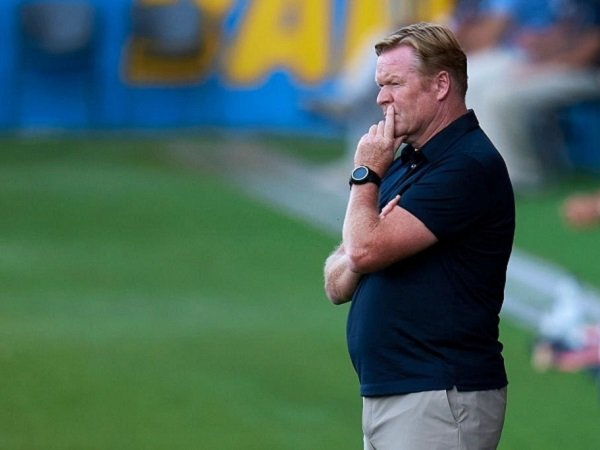 Ronald Koeman tak sabar lihat Barcelona beruji coba di Jerman.