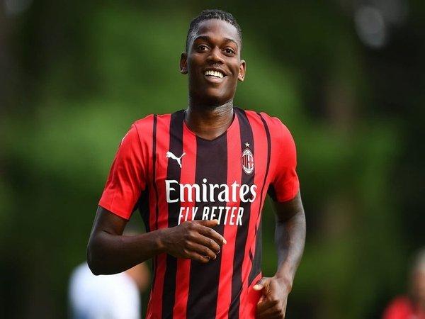 Rafael Leao / via AC Milan Official