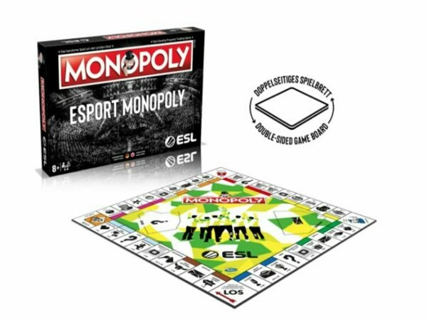 ESL Gaming Rilis Monopoli Bertema Esports, Esport Monopoly