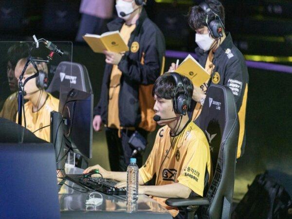 LCK Summer 2021: Dikalahkan SANDBOX, Gen.G Lengser dari Puncak Klasemen