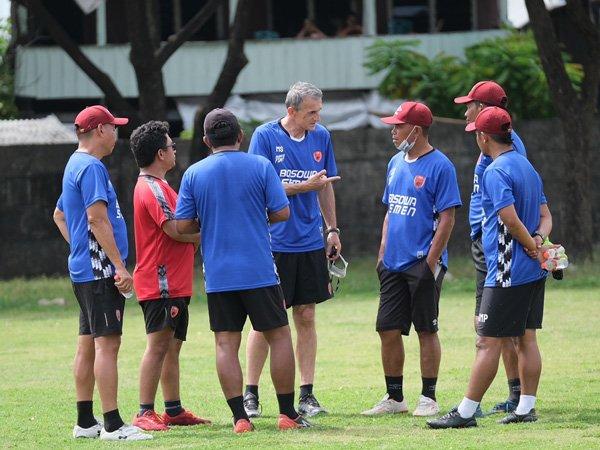 Tim pelatih PSM Makassar