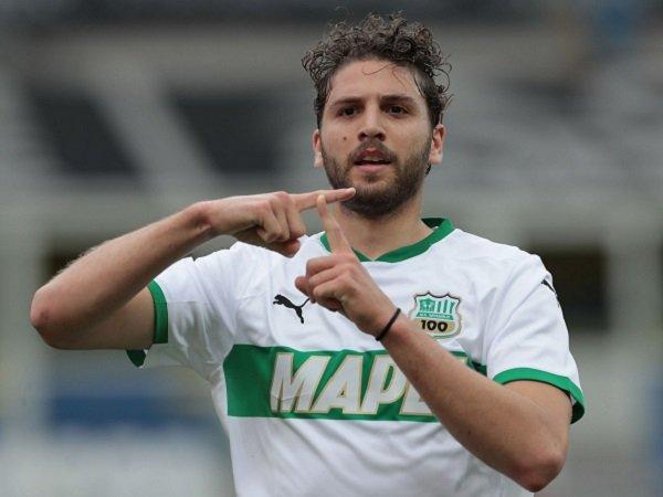 Juventus siapkan tawaran baru untuk Manuel Locatelli.