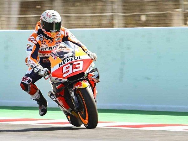 Marc Marquez akan berjuang keras untuk bisa temukan ritme balap terbaiknya.