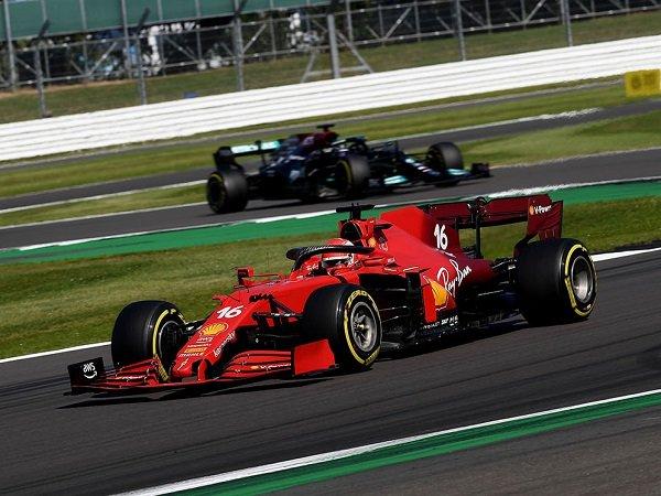 Charles Leclerc tetap puas dengan pencapaiannya di GP Inggris.