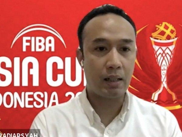Pandemi Covid-19 bikin Indonesia kembali tunda gelar FIBA Asia Cup.
