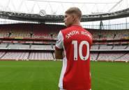 Smith Rowe Ingin Ikuti Jejak Dennis Bergkamp dan Mesut Ozil di Arsenal