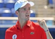 Hasil Olimpiade: Daniil Medvedev Pupuskan Harapan Alexander Bublik