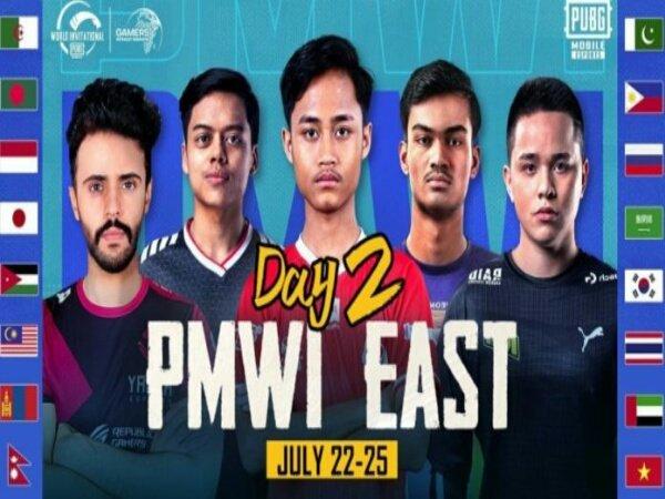 PMWI East Day 2: Zeus Esports Melesat ke Posisi Dua, BTR RA Merosot