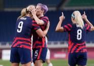 Rekap Hasil Pertandingan Sepak Bola Putri Olimpiade Tokyo 2020