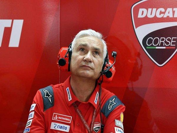 Ducati tak tertarik tampung Maverick Vinales dari Yamaha.