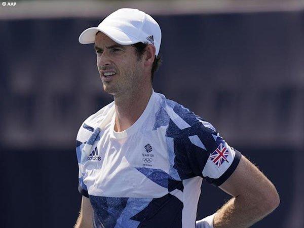 Cedera paksa Andy Murray mundur dari nomor tunggal Olimpiade Tokyo