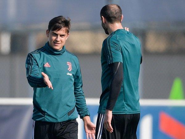 Perpanjangan kontrak untuk Paulo Dybala dan Giorgio Chiellini segera dilaksanakan.