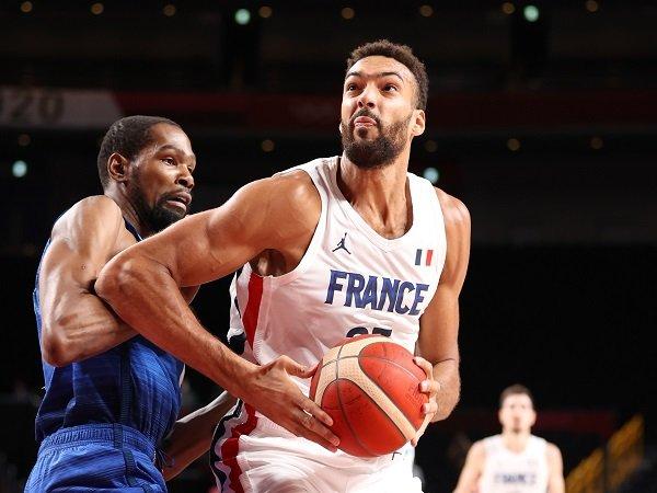 Prancis berhasil beri pil pahit pada Amerika Serikat di laga pertama Olimpiade Tokyo.