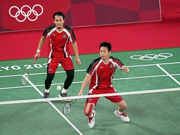 Sudah kalahkan Korea, Aaron dan Wooi Yik Pede Libas Ahsan/Hendra di Penyisihan