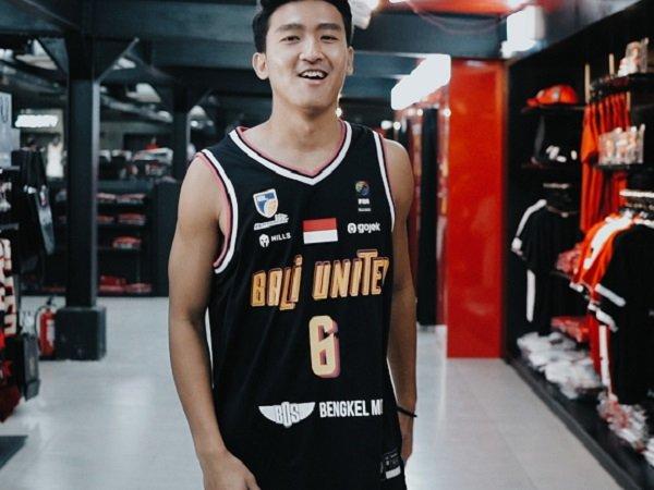 Abraham Wenas resmi perkuat Bali United.