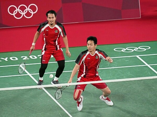 Berikut Jadwal Pebulutangkis Indonesia Hari Ketiga Olimpiade Tokyo 2020
