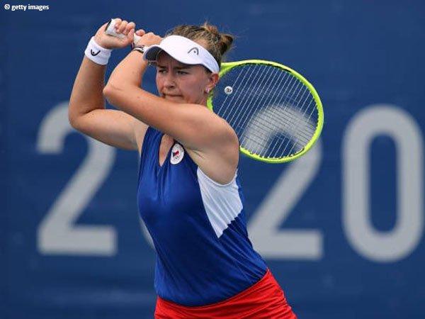 Barbora Krejcikova meluncur ke babak ketiga Olimpiade Tokyo