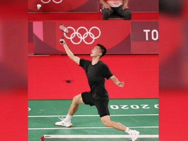 Kaos Hitam Pebulutangkis Olimpiade Hong Kong menarik kemarahan pro-China