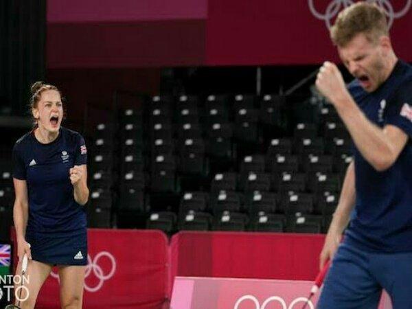 Marcus dan Smith Pastikan Tiket Perempat Final Olimpiade Tokyo 2020