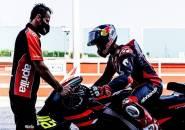 Andrea Dovizioso Berjasa dalam Pengembangan Motor Aprilia
