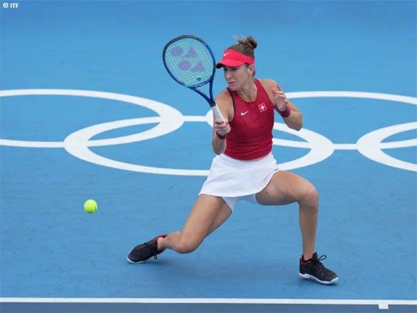 Belinda Bencic bukukan satu tempat di perempatfinal Olimpiade Tokyo