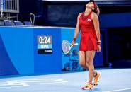 Hasil Olimpiade: Naomi Osaka Bertekuk Lutut Di Hadapan Petenis Ini