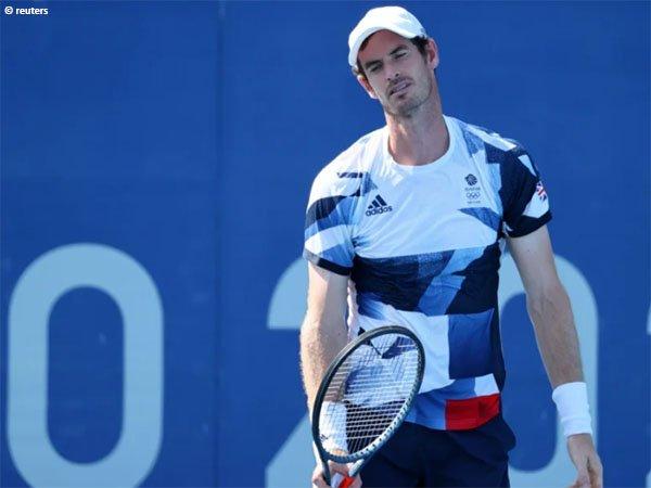 Kalah di Olimpiade Tokyo nomor ganda putra, ini reaksi Andy Murray
