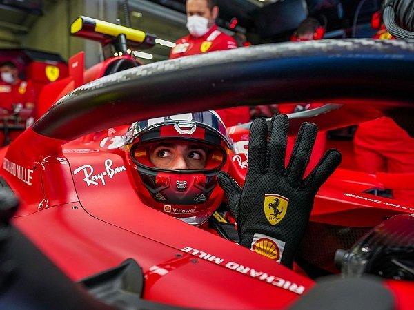 Carlos Sainz Jr pesimistis bisa petik kemenangan di Hungaroring.