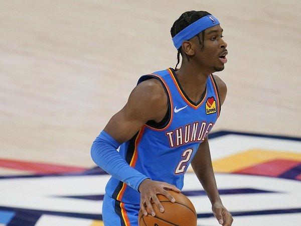 Detroit Pistons tolak penawaran pertukaran pemain dari OKC Thunder.
