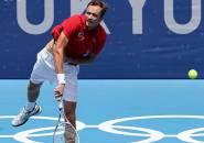 Hasil Olimpiade: Daniil Medvedev, Karen Khachanov Kompak Ke Perempatfinal