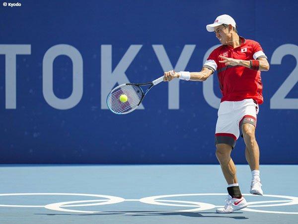 Kei Nishikori masih berikan harapan bagi Jepang di Olimpiade