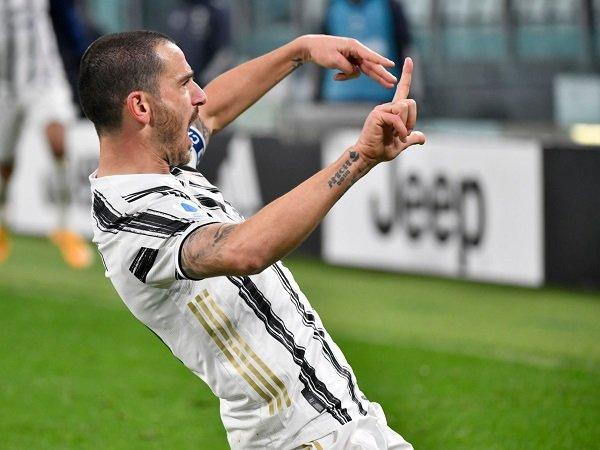 Leonardo Bonucci bukan lagi wakil kapten di Juventus.