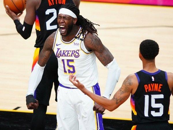 Montrezl Harrell belum pasti akan bertahan dengan Lakers.