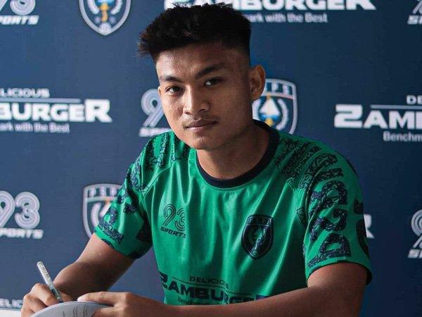 Semen Padang FC pinjamkan Muhammad Sanjaya ke PSPS Riau