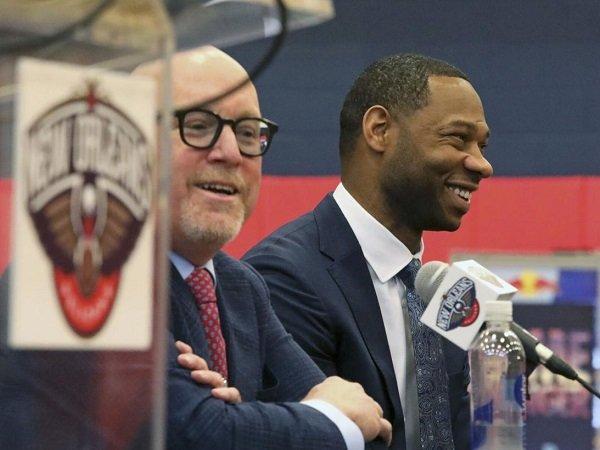Willie Green antusias bawa Pelicans jadi tim lebih baik.